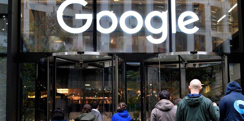Google планує з квітня повернути частину співробітників в офіси