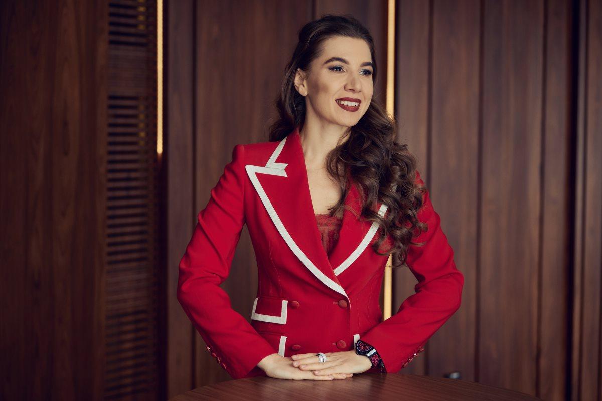 Алена Дегрик Шевцова вошла в топ СEO компаний по версии конкурса «Женское лидерство»