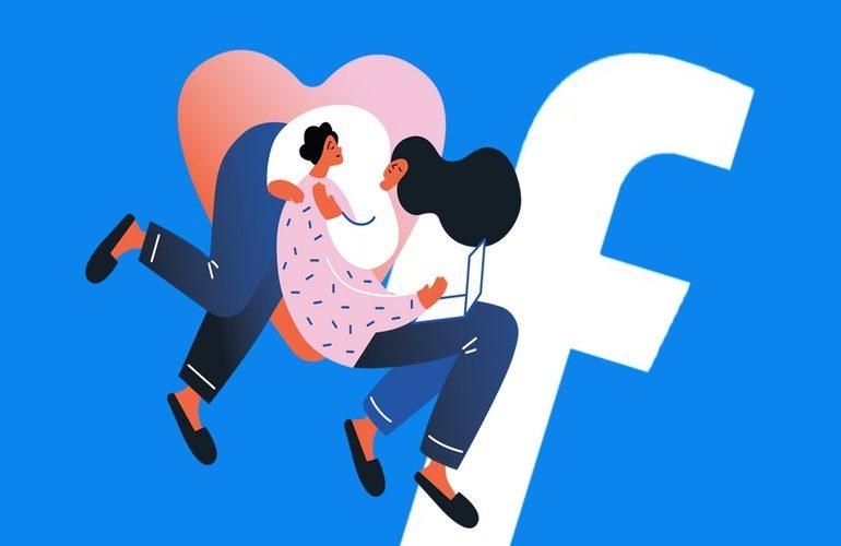 Facebook тестирует приложение Sparked для 4-минутных видеосвиданий