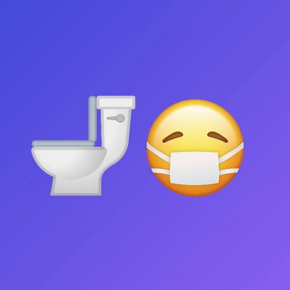 Американські вчені розповіли про передачу коронавіруса через громадські туалети