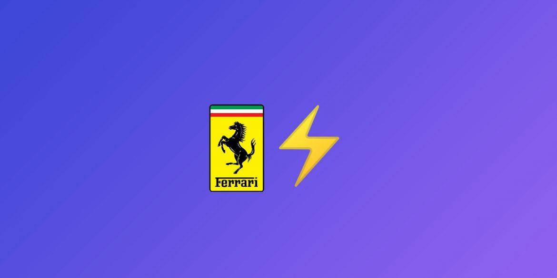 Ferrari планує вийти на ринок електромобілів в 2025 році