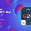 З 16 по 30 квітня купуй gift-карти G2A на сайті leogaming.net з бонусом 50%