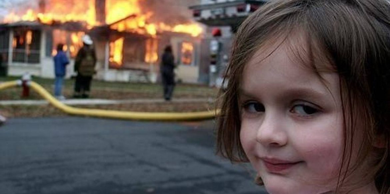 Disaster girl продала своє знамените фото у вигляді NFT за $500 тисяч