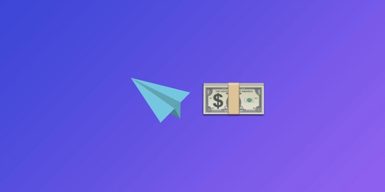 У Telegram з'являться магазини і функція чайових