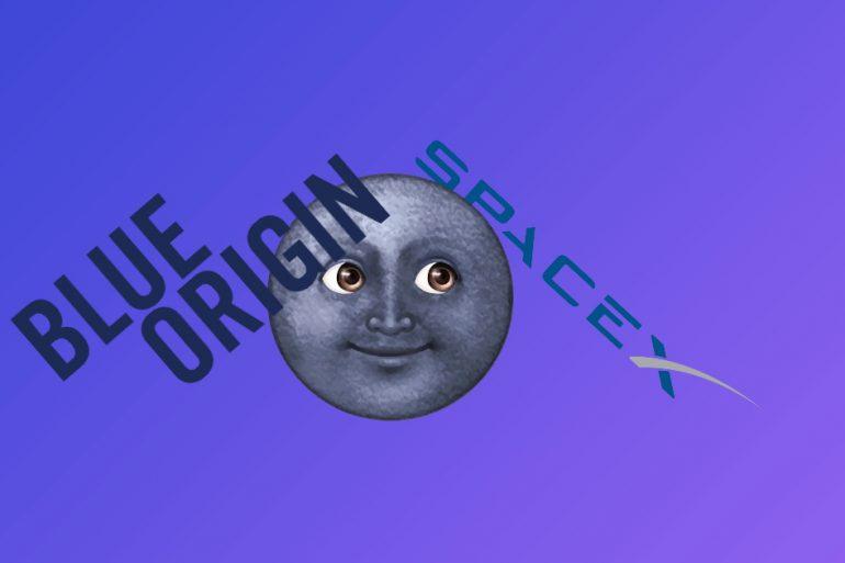 Усі проти SpaceX. Що відбувається з новими місячними перегонами