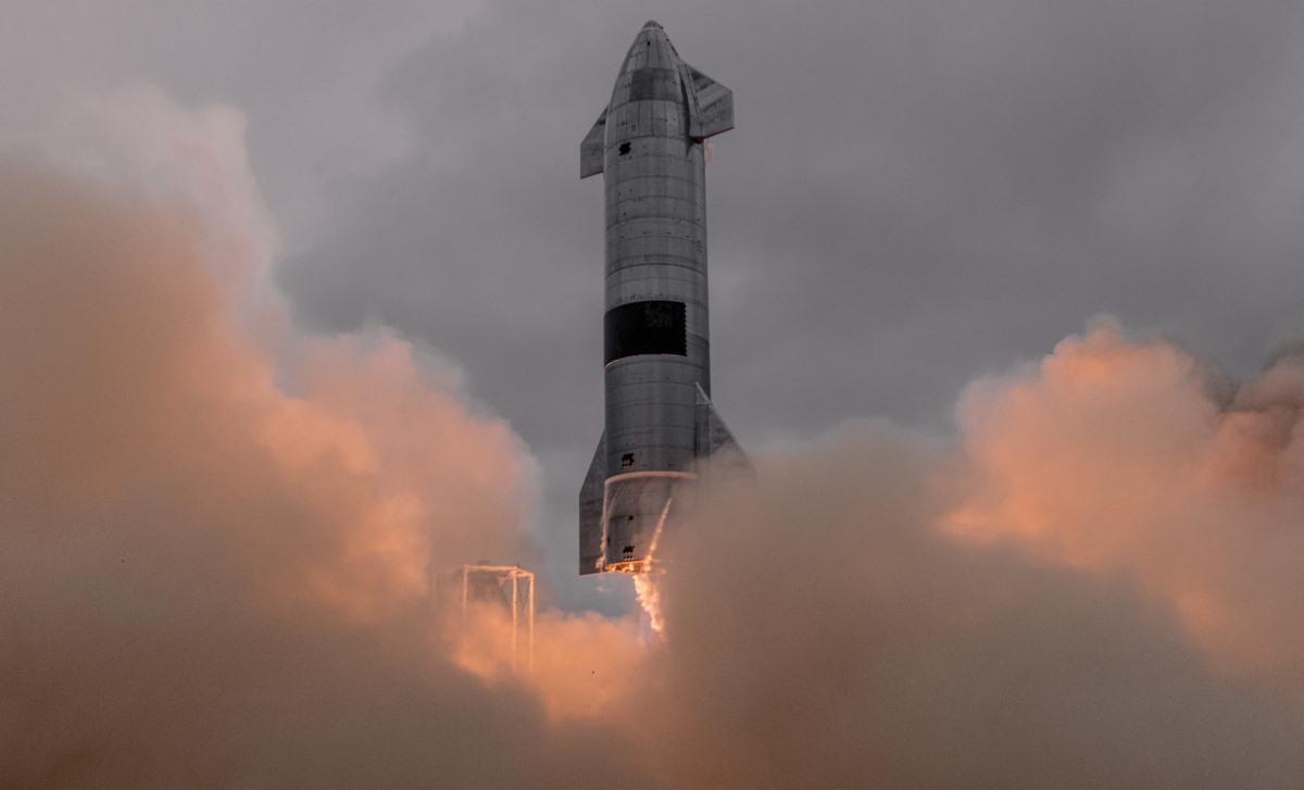 Фото: як SpaceX випробували ракету Starship