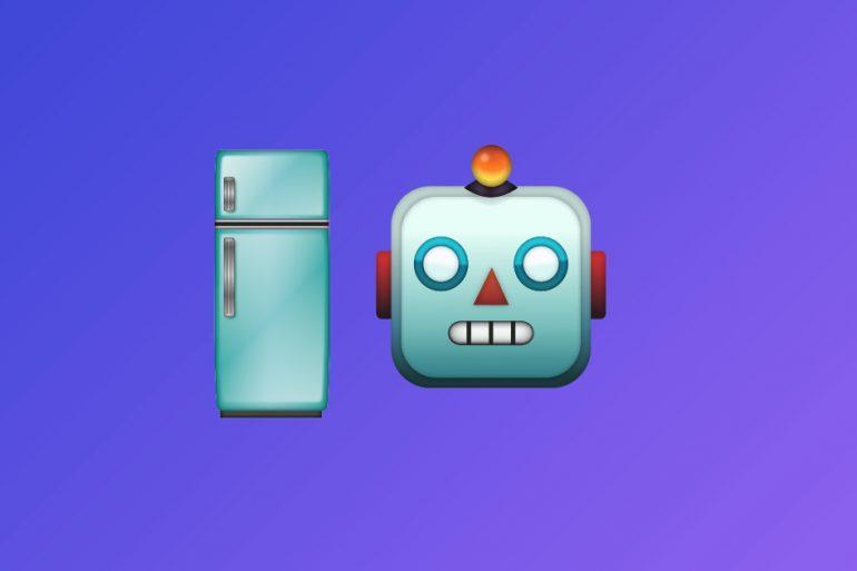 Samsung презентує холодильник зі штучним інтелектом