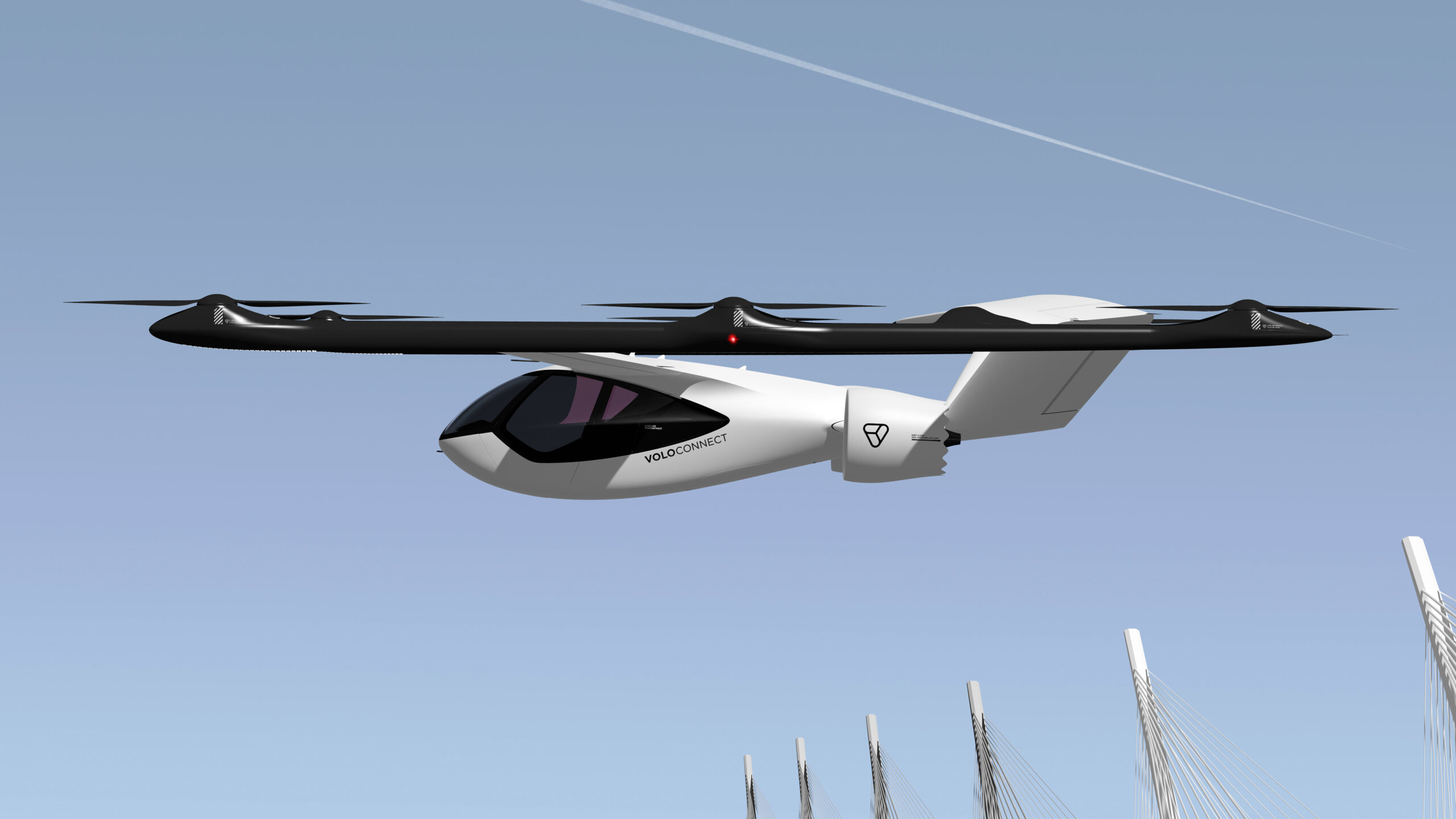 Фото, відео: у Німеччині розробили аеротаксі, що літає на швидкості 250 км/год