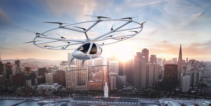Аеротаксі в Європі з'являться вже в 2025 році, - регулятор