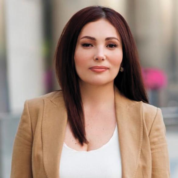 Віце-президент АУБ Галина Хейло стала президентом Української Асоціації платіжних систем UAPS