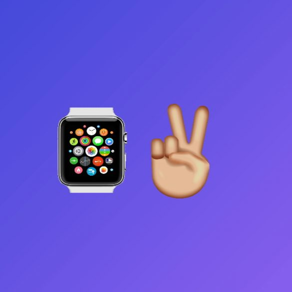 Apple Watch скоро можна буде керувати жестами