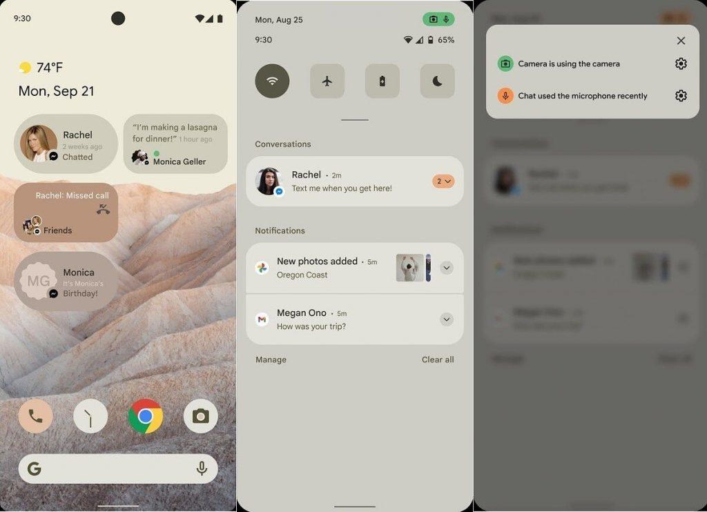 Google представила операційну систему Android 12