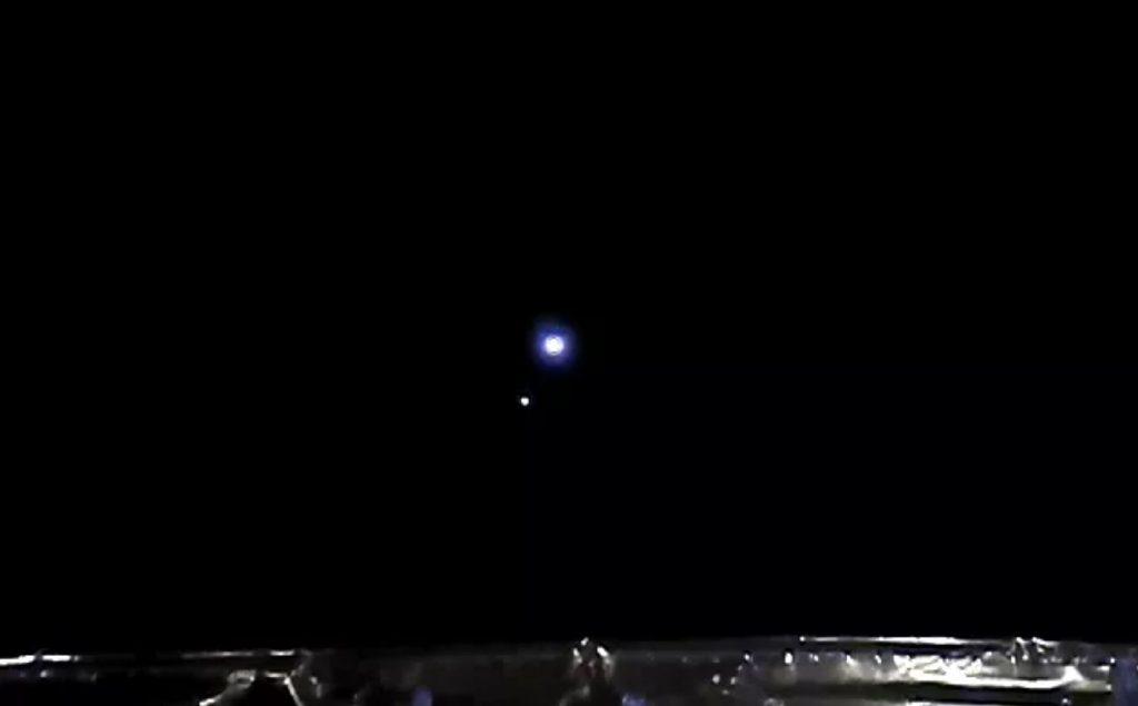 Китайський зонд зняв фото Землі і Місяця з відстані 1,5 млн км