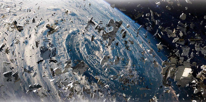 До 2100 року кількість космічного сміття може збільшитися в 50 разів