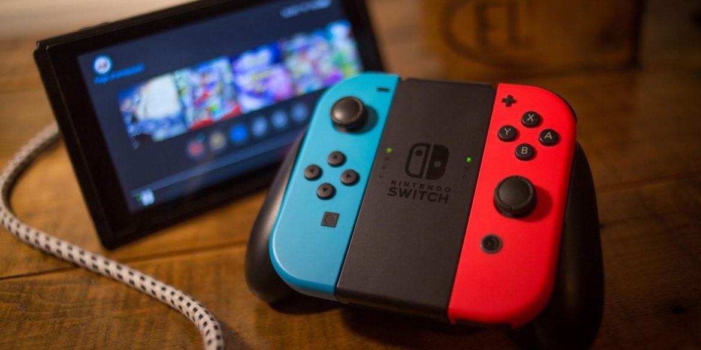 Nintendo продала 84,5 млн портативних консолей Switch