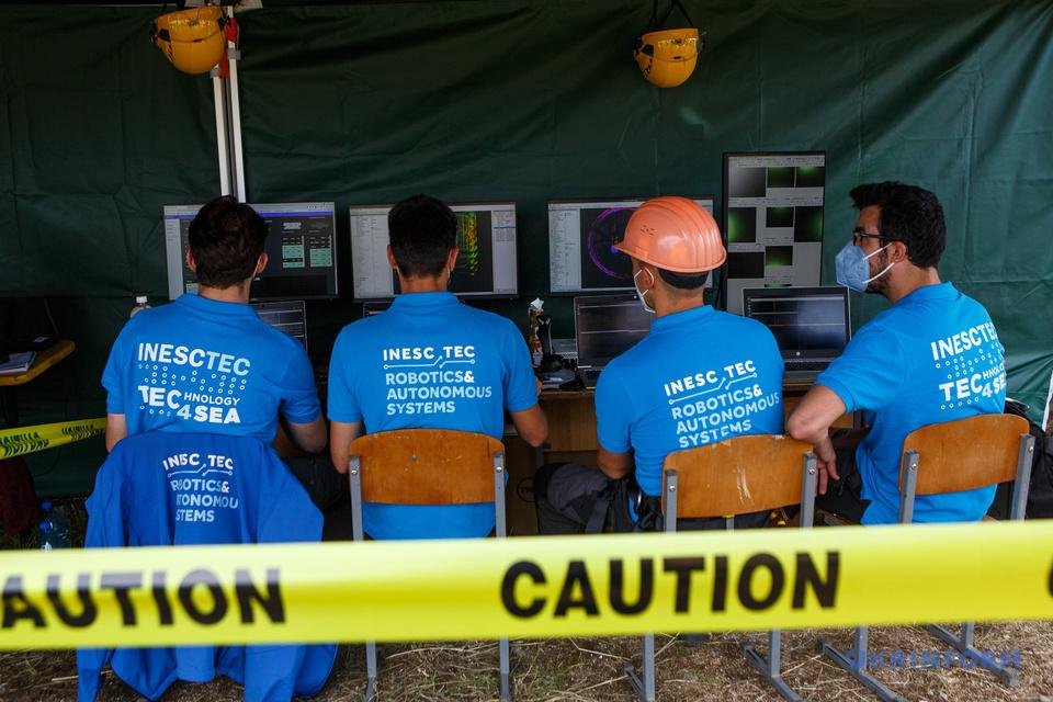 Робот дослідить затоплені шахти на Закарпатті та допоможе створити карту відновлення регіону