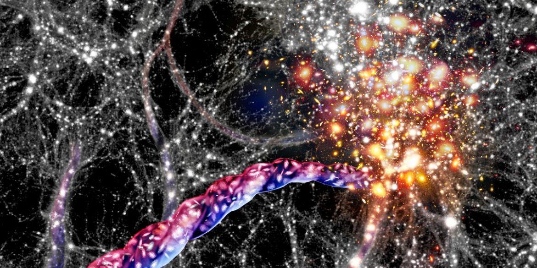 Скупчення галактик обертаються з величезною швидкістю, - дослідження