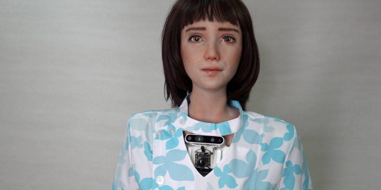 У Гонконзі створили робота-медсестру для догляду за COVID-19-пацієнтами в самоізоляції