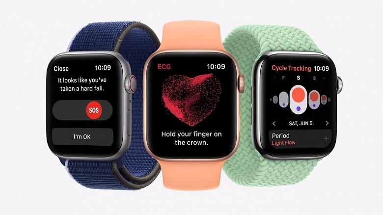 Что изменилось в новой watchOS 8 на часах Apple