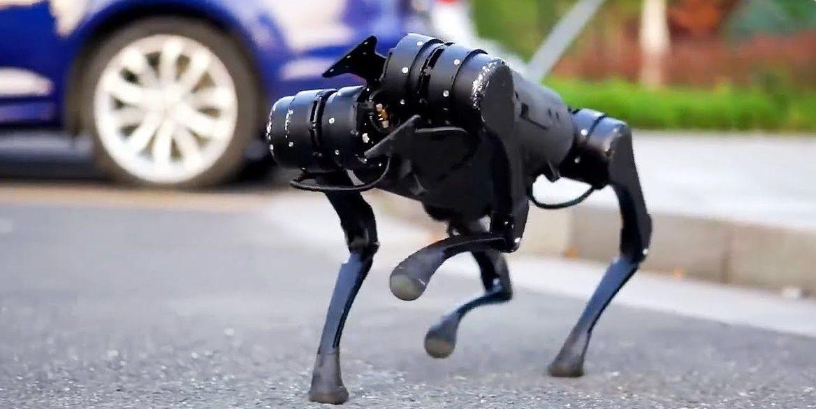 У Китаї випустили дешеву альтернативу робопсу Boston Dynamics