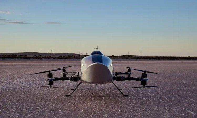 Цього року відбудуться перші перегони на літаючих автомобілях