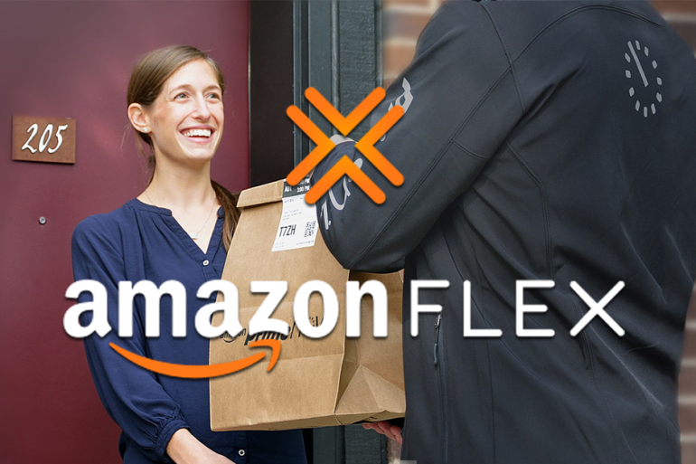 Штучний інтелект звільняє кур'єрів Amazon навмання, - Bloomberg