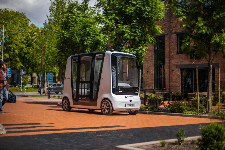 Естонія запустила перший в світі маршрут безпілотних водневих автобусів