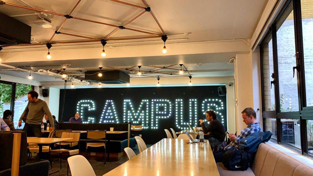 Google закрив центр стартапів в Лондоні, оскільки розробники онлайн справляються не гірше