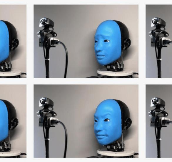 Відео: американський робот вчиться імітувати емоції людини