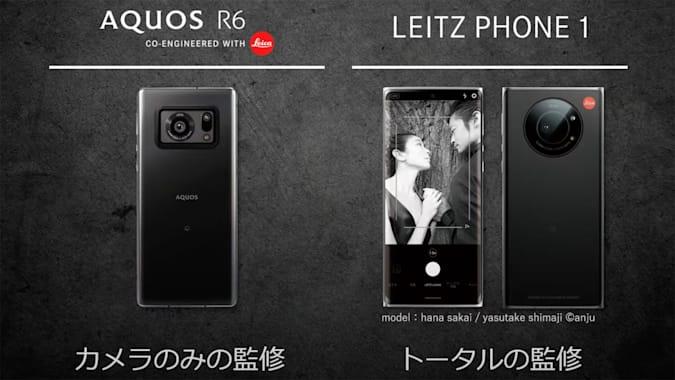 Компанія Leica представила свій перший смартфон