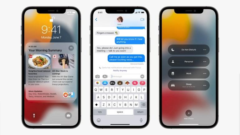 Apple представила iOS 15. Рассказываем, какие обновления будут доступны уже этой осенью