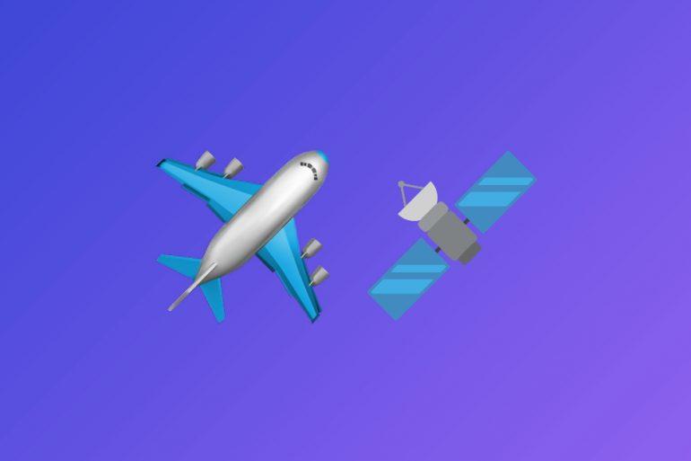 Starlink Ілона Маска веде переговори з авіакомпаніями про запуск інтернету у літаках