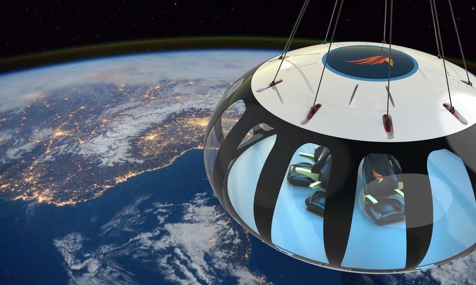 Space Perspective успішно підняла повітряну кулю у стратосферу і вже відкрила продаж квитків на туристичні польоти