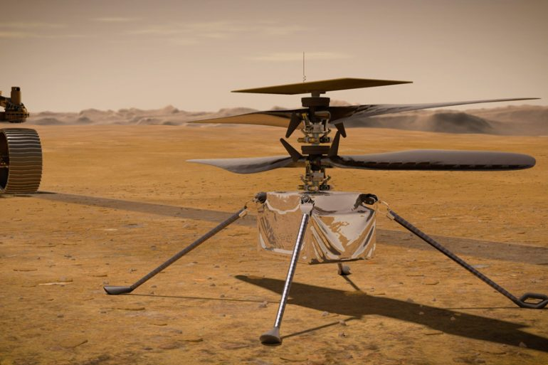 Ingenuity здійснив восьмий і найтриваліший політ на Марсі