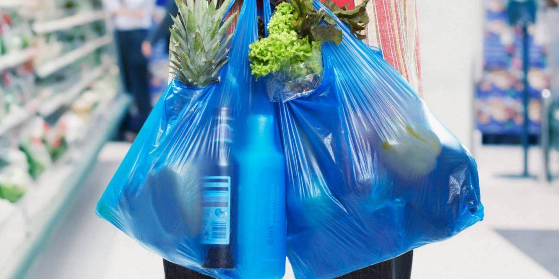 ВР прийняла законопроект, що забороняє поширення пластикових пакетів