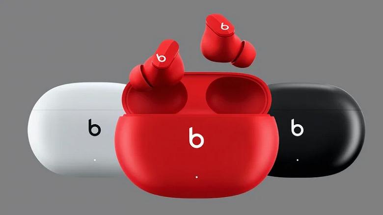Apple представила бездротові навушники Beats Studio Buds із сумісністю з Android