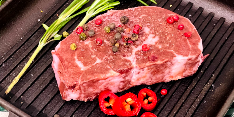 Green Go представив перший український стейк з рослинного м'яса