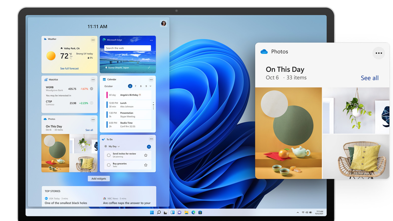 Windows 11 отримала новий інтерфейс і підтримку Android. Розповідаємо про головні фішки нової ОС