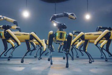 Роботы Boston Dynamics станцевали под K-pop