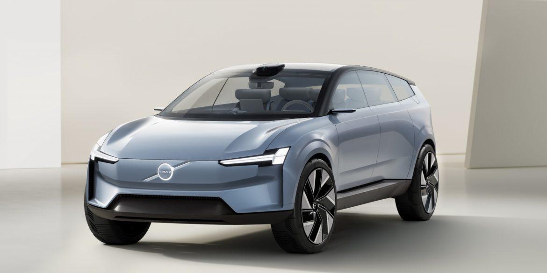 Volvo до 2030 року планує стати брендом електромобілів преміум-класу