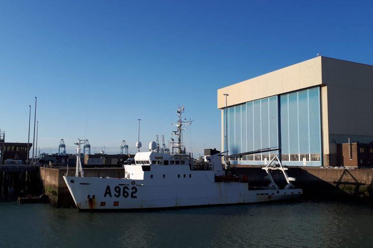 Бельгія безкоштовно передасть Україні дослідницьке судно для моніторингу Чорного і Азовського морів