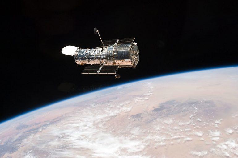 NASA вдалося відремонтувати Hubble і повернути його у робочий режим