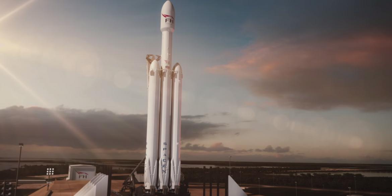 NASA обрала ракету SpaceX для дослідження супутника Юпітера у 2024 році