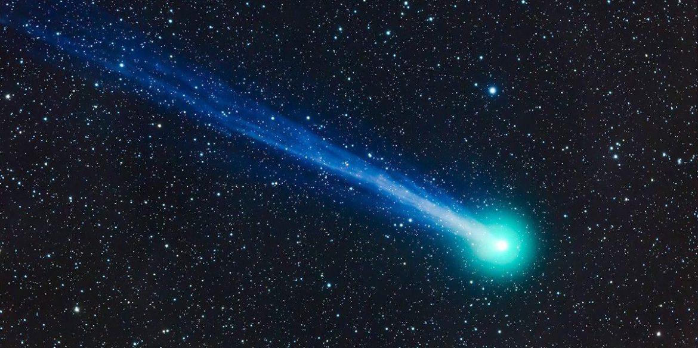 Астрономи помітили наближення до Землі найбільшою комети в історії