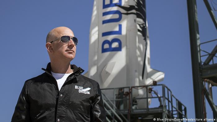 США не визнають Річарда Бренсона і Джеффа Безоса астронавтами