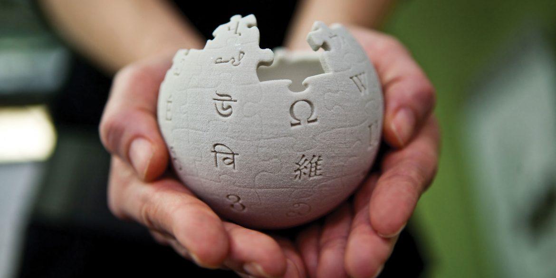 У роботі «Вікіпедії» стався глобальний збій