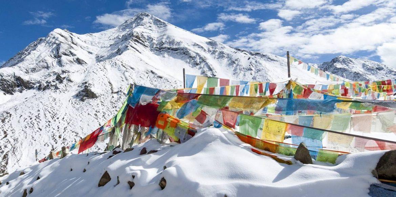 Вчені виявили в тибетському льодовику невідомі віруси віком 15 тисяч років