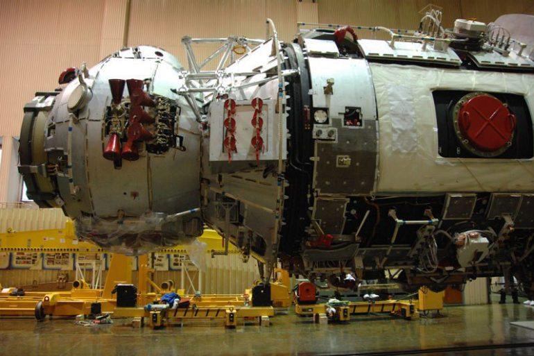 «Роскосмос» повернув на доопрацювання модуль МКС після того, як в інтернеті вказали на недоліки в конструкції