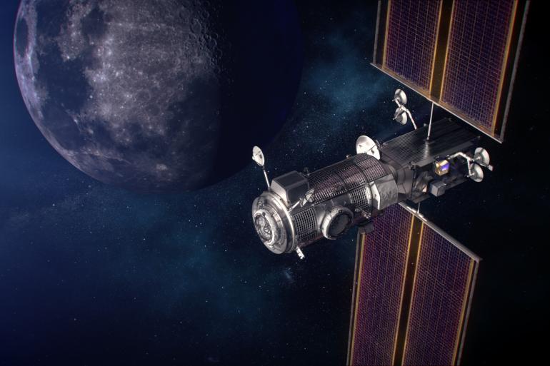 NASA підписала контракт на будівництво житлового модуля місячної станції Gateway