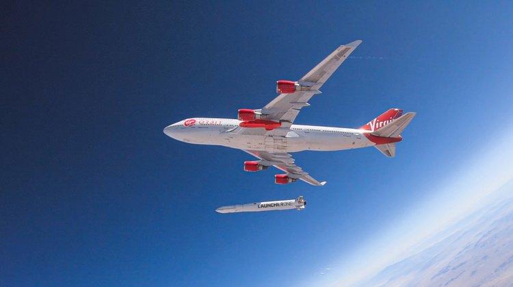 Virgin Orbit вперше доставила на орбіту приватні супутники